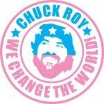 chuck roy sticker