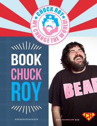 Chuck Roy - American Bear mini